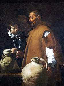 Diego Velazquez - Waterseller Севильи
