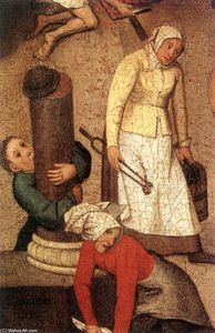 Pieter Bruegel The Younger - Притчи (подробно) (15)