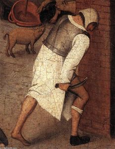 Pieter Bruegel The Younger - Притчи (подробно) (18)