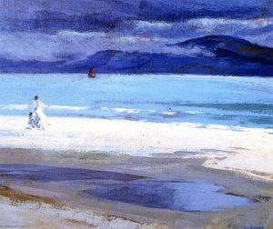 Francis Campbell Boileau Cadell - Норт Энд, Иона