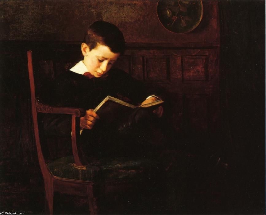 Филипп Ван Инген, 1885 по Cecilia Beaux (1855-1942, United States)