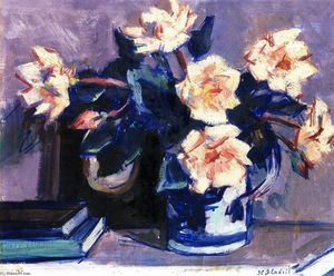 Francis Campbell Boileau Cadell - РОЗЫ
