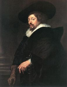 Peter Paul Rubens - Автопортрет