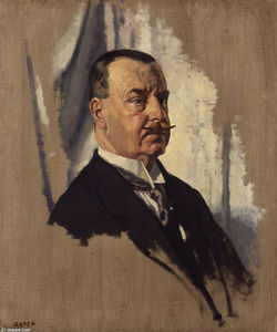 William Newenham Montague Orpen - Сэр Джозеф Джордж Уорд