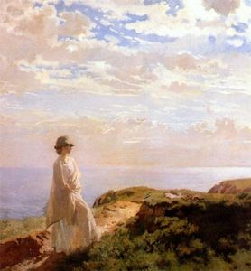 William Newenham Montague Orpen - лето пополудни