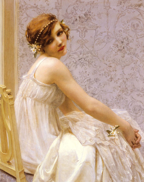Virginite по Guillaume Seignac (1870-1924, France)