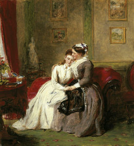 William Powell Frith - страх