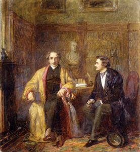 William Powell Frith - надежды -