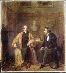 William Powell Frith - надежды
