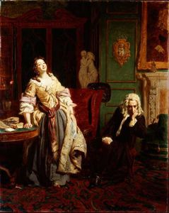 William Powell Frith - Отвергнутый поэт  -