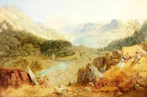 James Baker Pyne - Thirlmere