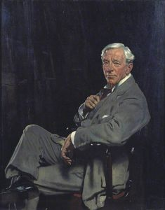 William Newenham Montague Orpen - Сэр Уильям Маккормик