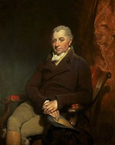 Получить Картина Копия : Сэр Чарльз Гулд Morgan-robinson по William Owen (1769-1825, United Kingdom) | WahooArt.com