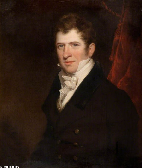 сэр Джордж  Четвинд  по William Owen (1769-1825, United Kingdom)