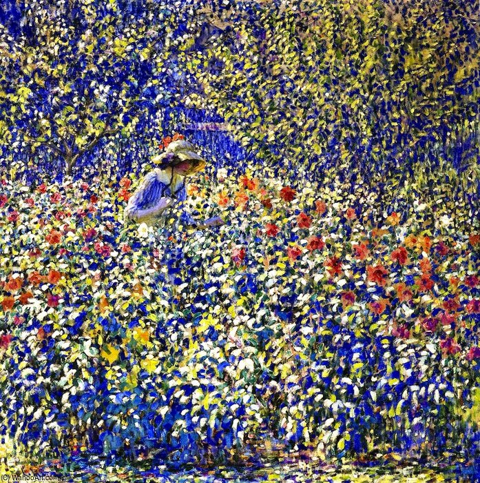 по Louis Ritman (1889-1963, Russia) | Картина Копия | WahooArt.com