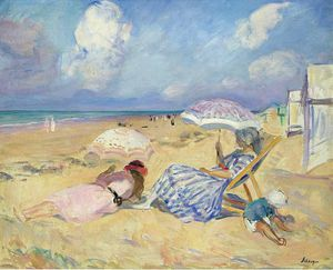 Henri Lebasque - Один берег