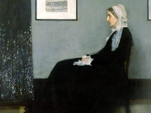 James Abbott Mcneill Whistler - Мать