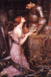 John William Waterhouse - bs-ew-Serpent Невесты