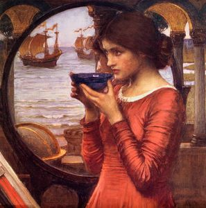 John William Waterhouse - СУДЬБА