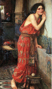 John William Waterhouse - Фисба
