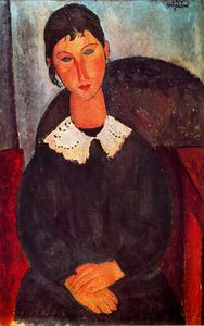 Amedeo Modigliani - без названия 2510