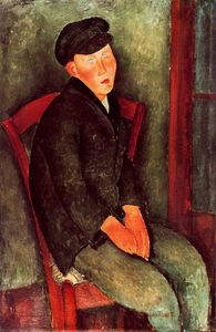 Amedeo Modigliani - без названия 4646