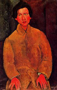Amedeo Modigliani - без названия 9950