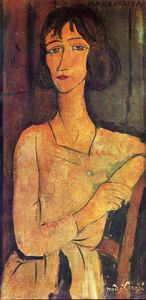 Amedeo Modigliani - Без названия (5997)