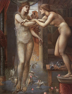 Edward Coley Burne-Jones - без названия 9196