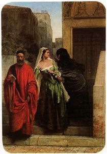 Francesco Hayez - без названия 3443