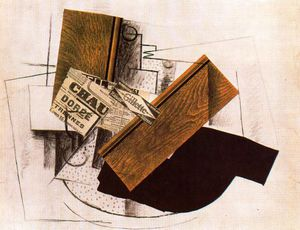 Georges Braque - без названия 3690
