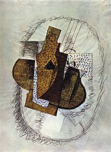 Georges Braque - Без названия (1768)