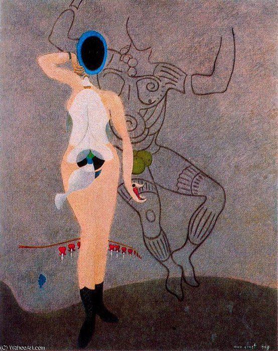 без названия 6697   по Max Ernst (1891-1976, Germany)