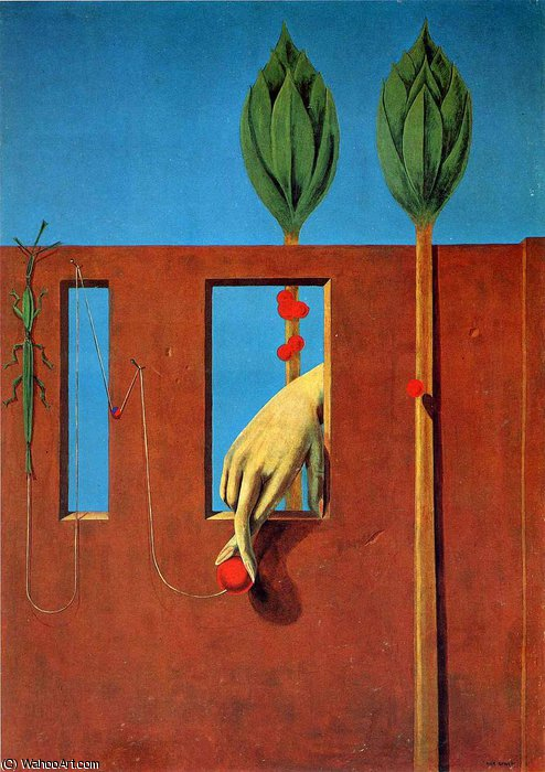 без названия 594   по Max Ernst (1891-1976, Germany)