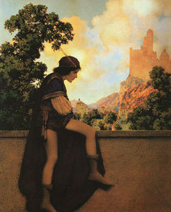 Maxfield Parrish -