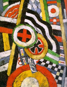 Marsden Hartley - без названия