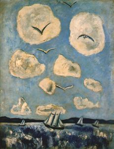 Marsden Hartley - птицы bagaduce