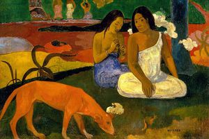 Paul Gauguin - с аттракционами