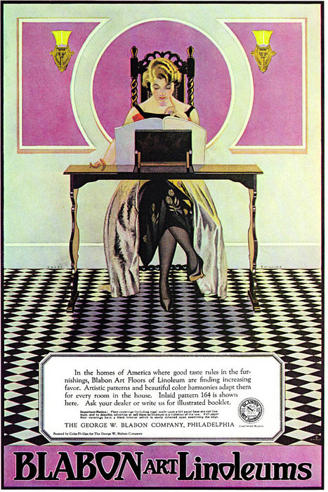 Без названия (489) по Coles Phillips (1880-1927, United States)