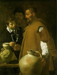 Diego Velazquez - Waterseller севилья