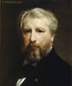 William Adolphe Bouguereau - Автопортрет