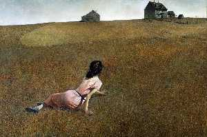 Andrew Wyeth - Christina-s Мира