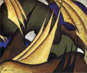 Arthur Garfield Dove - Без названия (670)