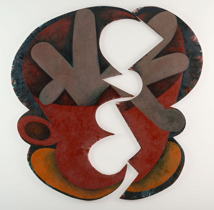 Ой по Elizabeth Murray (1940-2007, United States)