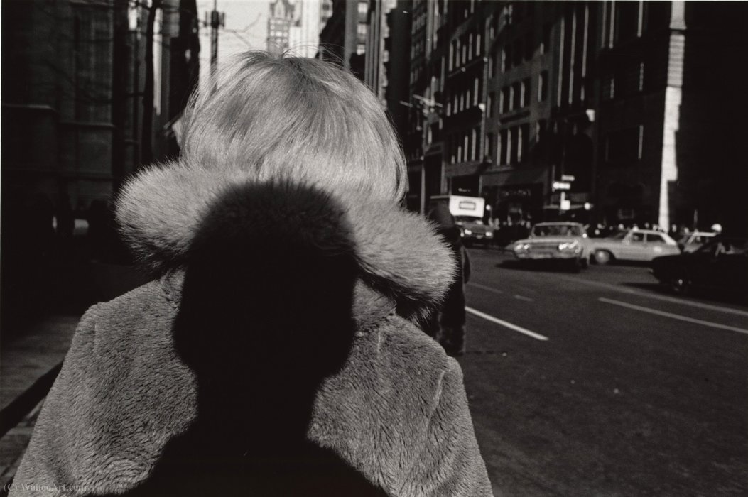 Нью-Йорк (2) по Lee Friedlander