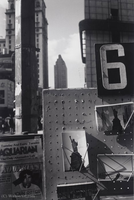 Нью-Йорк по Lee Friedlander