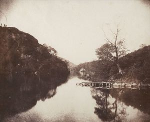 William Henry Fox Talbot - Лох-Катрин