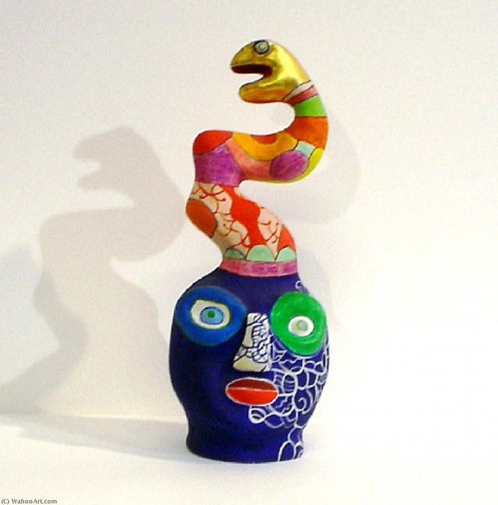 Кундалини по Niki De Saint Phalle (1930-2002, France)