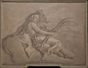 Giandomenico Tiepolo - Азия