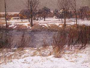 Edward Willis Redfield - Остров
